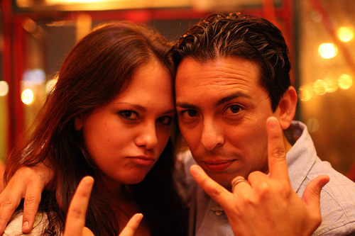 Amanda Gravel and Brian Solis - Tossing it Up