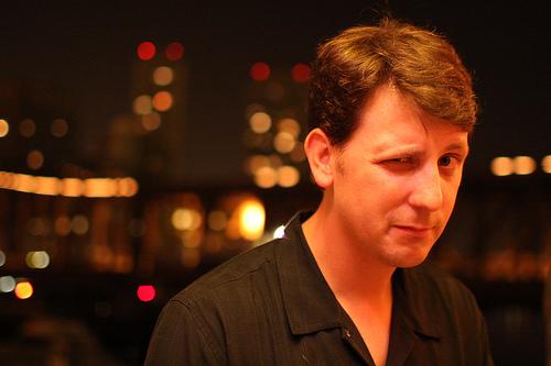 Doug Haslam - First Tweetup as SHIFTer..