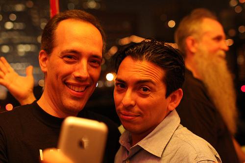 Steve Garfiend and Brian Solis - \