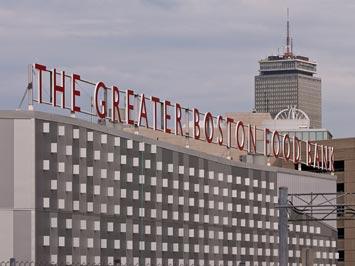 Greater Boston Food Bank Volunteer Coordinator